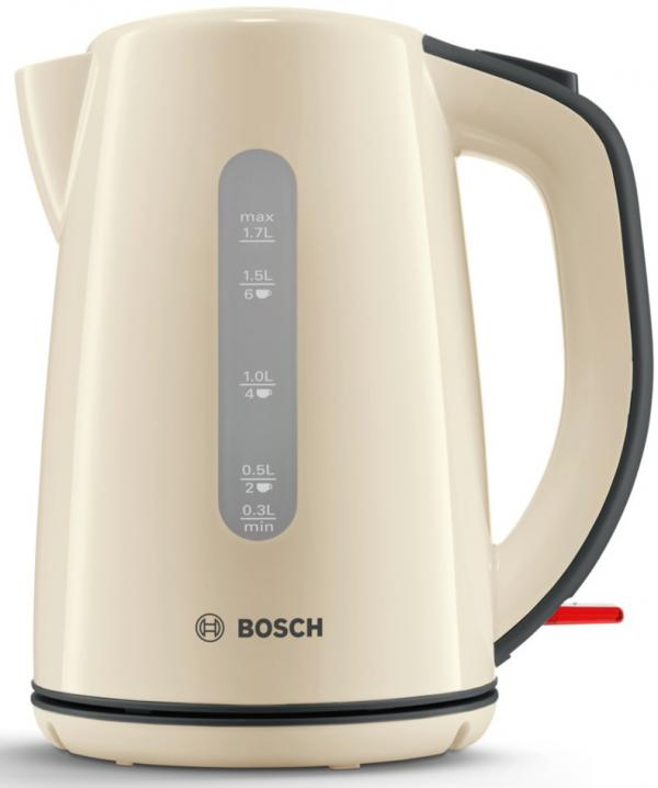 Bosch TWK7507GB Cream Kettle
