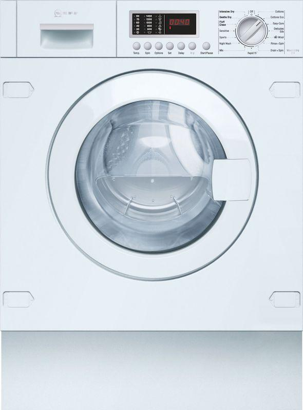 Neff V6540X1GB Built-In Washer Dryer