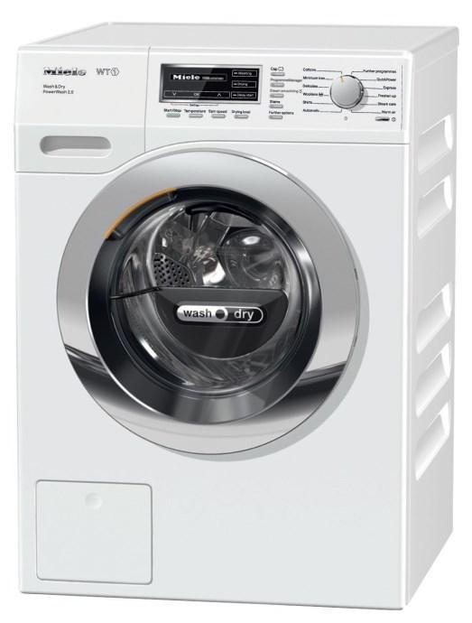 Miele WTF130 WPM / WTF130WPM Washer Dryer