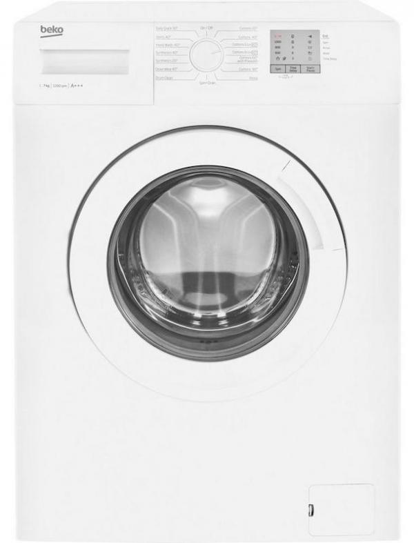 Beko WTG720M2W Washing Machine