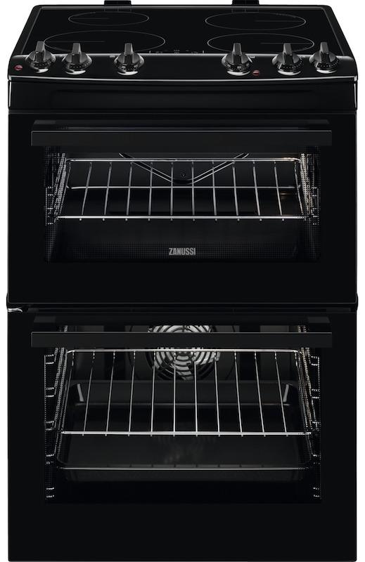 Zanussi ZCI66050BA 60cm Induction Cooker