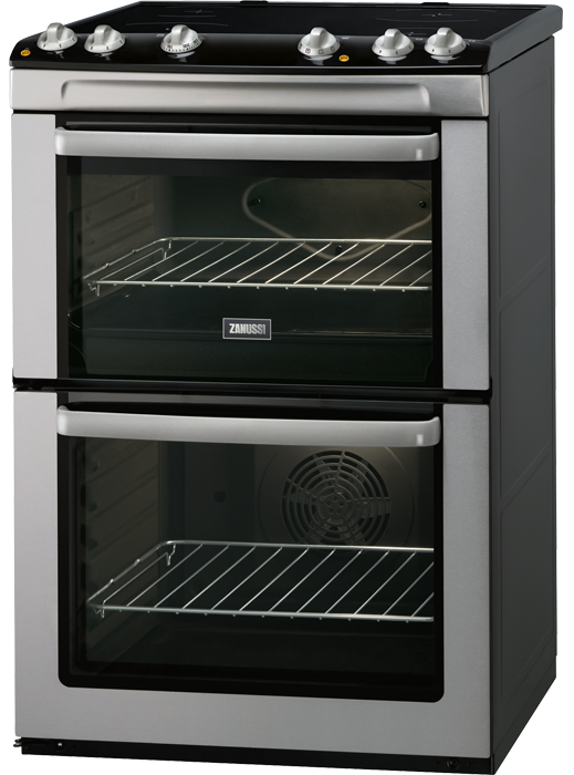 Zanussi ZCV668MX Electric Cooker