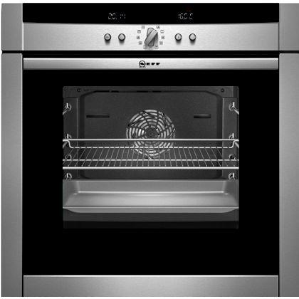 Neff B45e74n3gb Single Oven Whitakers Of Shipley