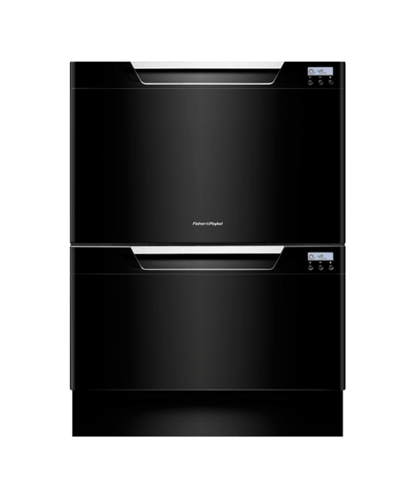 Fisher & Paykel DD60DCHB7 Double DishDrawer