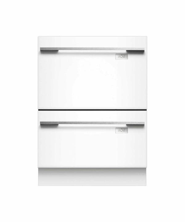 Fisher & Paykel DD60DHI7 Integrated Double DishDrawer