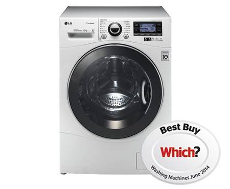 Lg F1495bdsa Freestanding Washing Machine Whitakers Of