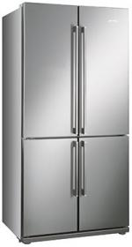 Smeg FQ60XP 4 Door Fridge Freezer