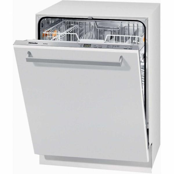 Miele G 4263 Vi / G4263Vi Twin Basket Integrated Dishwasher (EX DISPLAY)