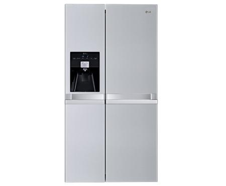 LG GSL545NSQV Side by Side Fridge Freezer