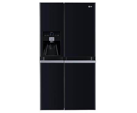 LG GSL545WBYV Side by Side Fridge Freezer