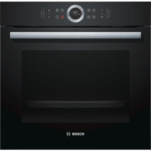 Bosch HBG674BB1B Pyrolytic Single Oven