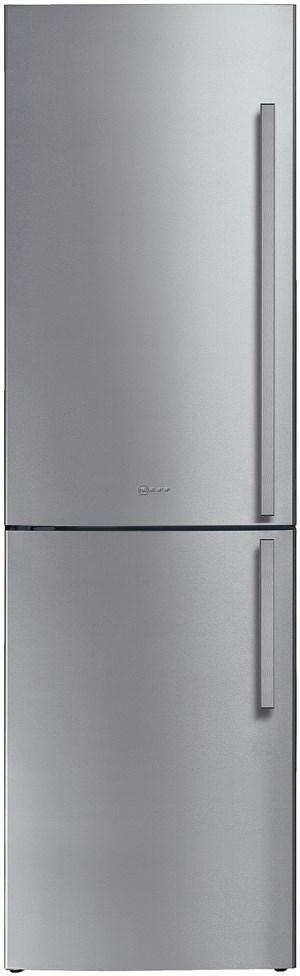 Neff K5886X4GB 60/40 Freestanding Fridge Freezer