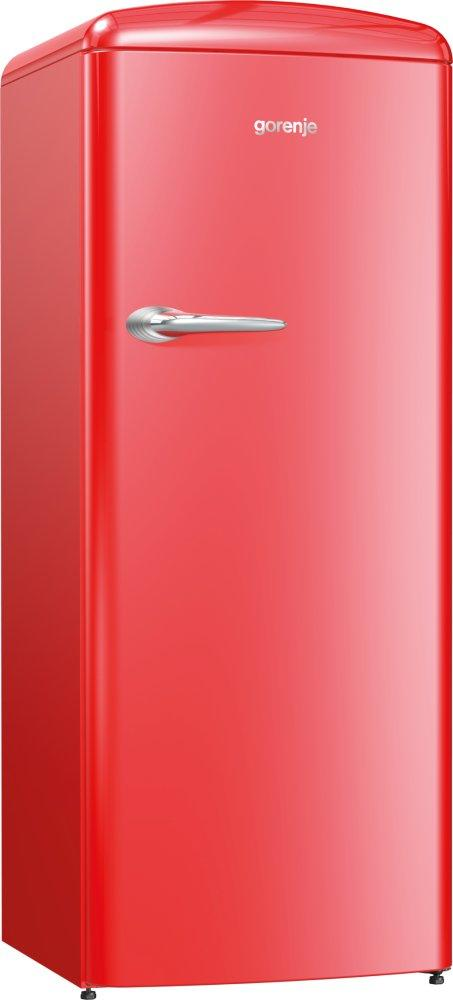 Gorenje ORB153RD Retro Freestanding Fridge