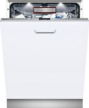 Neff S727P70Y0G 60cm Extra Height Fully Integrated Dishwasher