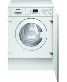 Siemens WK14D320GB Built In Washer Dryer