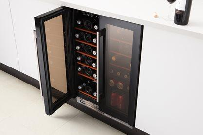 Caple Wi6231 Built-Under Wine Cabinet