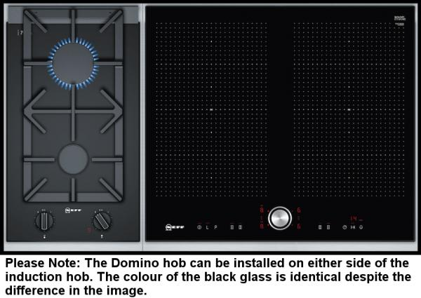 Neff T56TT60N0 / N23TA29N0 - Induction Hob / Domino Gas Hob Pack