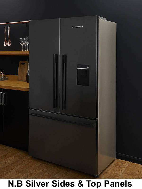 Fisher Amp Paykel Rf540adub5 French Door Fridge Freezer